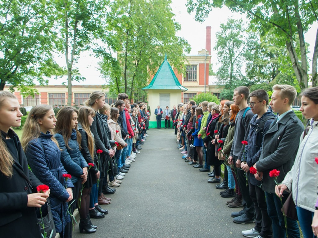 77-я годовщина начала Блокады Ленинграда