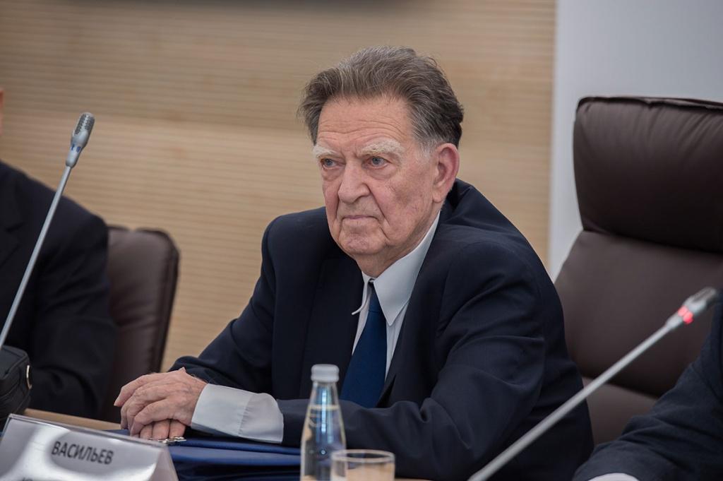 Васильев Юрий Сергеевич «Геополитика в историческом и философском ракурсе»