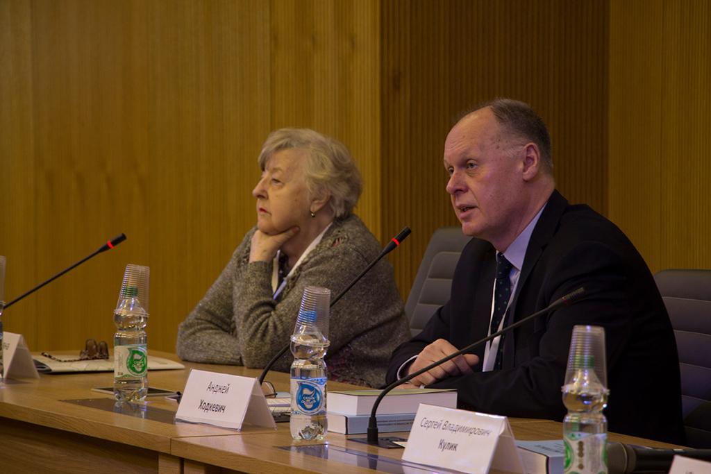 Генеральный консул Республики Польша в Санкт-Петербурге Ходкевич Анджей
