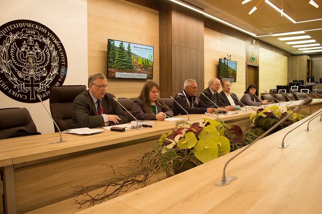 Круглый стол «Экологическая безопасность Арктики – стратегический приоритет»