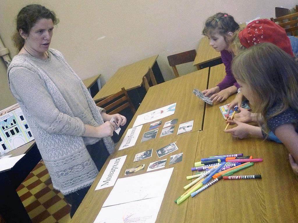 Дополнительное образование - развивающие занятия для детей и подростков