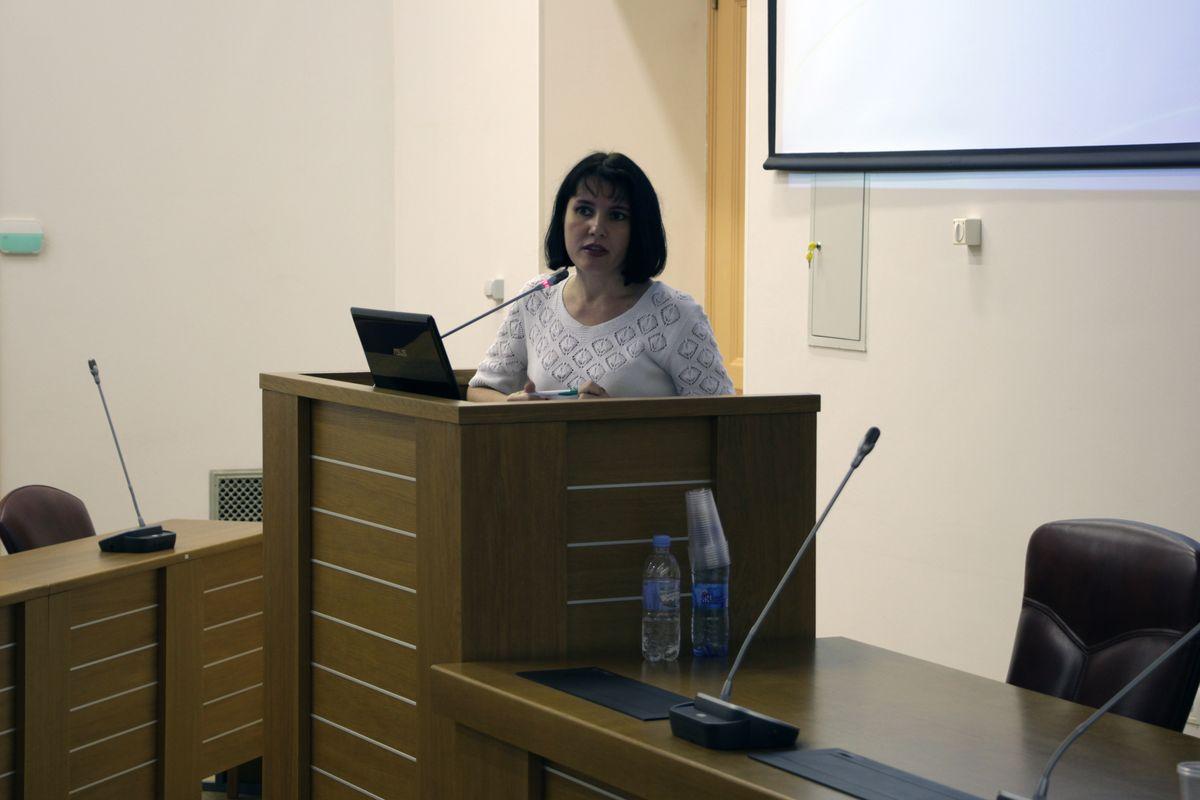 Доклад Красноженовой Елены Евгеньевны - «Особенности экономического развития Астраханской губернии в 1920-е годы»