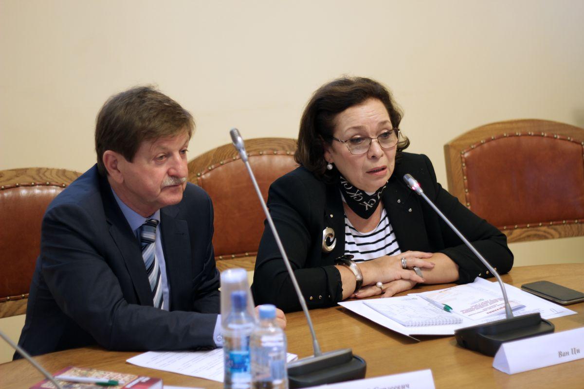Директор Гуманитарного института Санкт-Петербургского политехнического университета Петра Великого Алмазова Надежда Ивановна