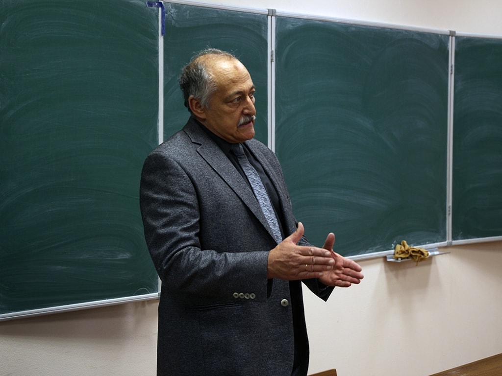 Лекции Арона Шнеера 7 декабря 2017