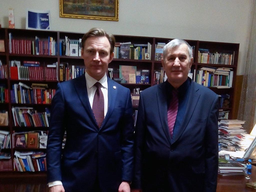 Институт Европы РАН и Гуманитарный институт