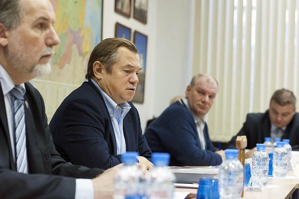 Круглый стол «Столетия вместе» Сергей Юрьевич Глазьев