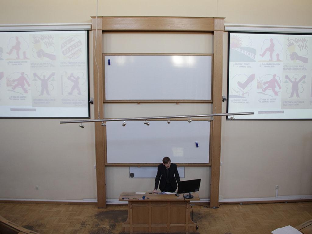«Гражданская война в России: преодоление через культуру»