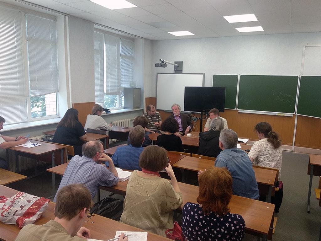Сотрудничество с университетом La Sapienza