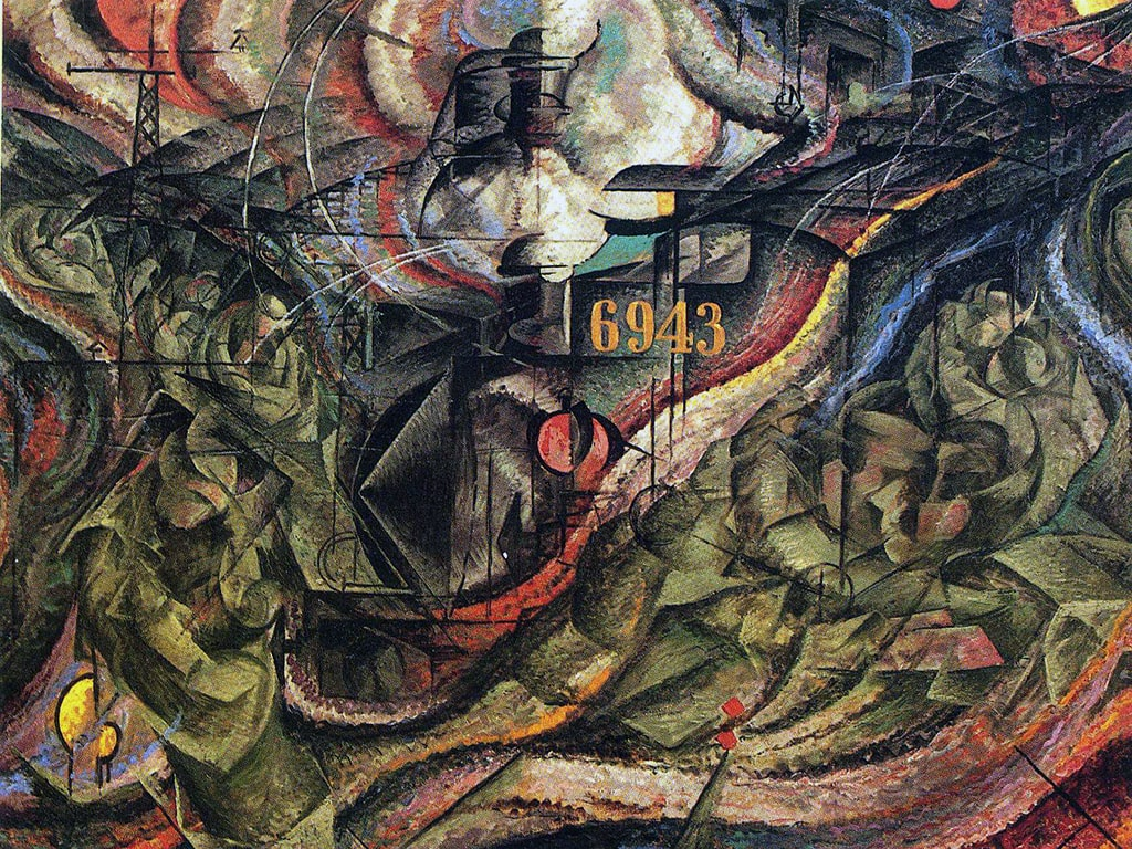 Лекция о проблеме восприятия искусства модернизма