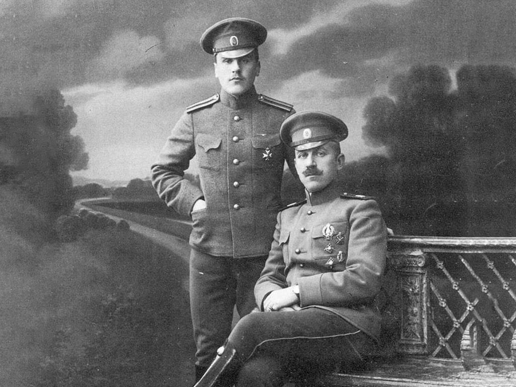 Повседневная жизнь русского офицера на рубеже XIX - XX вв