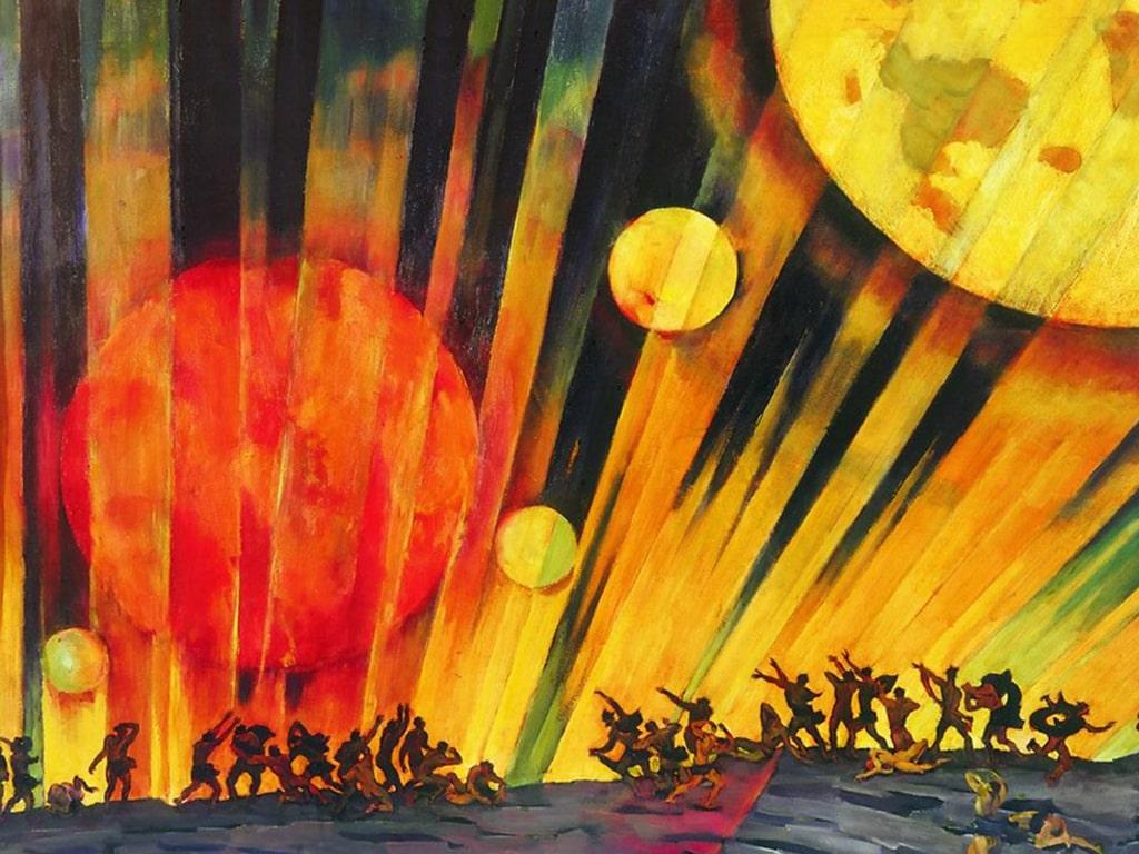Научная революция и революция в искусстве