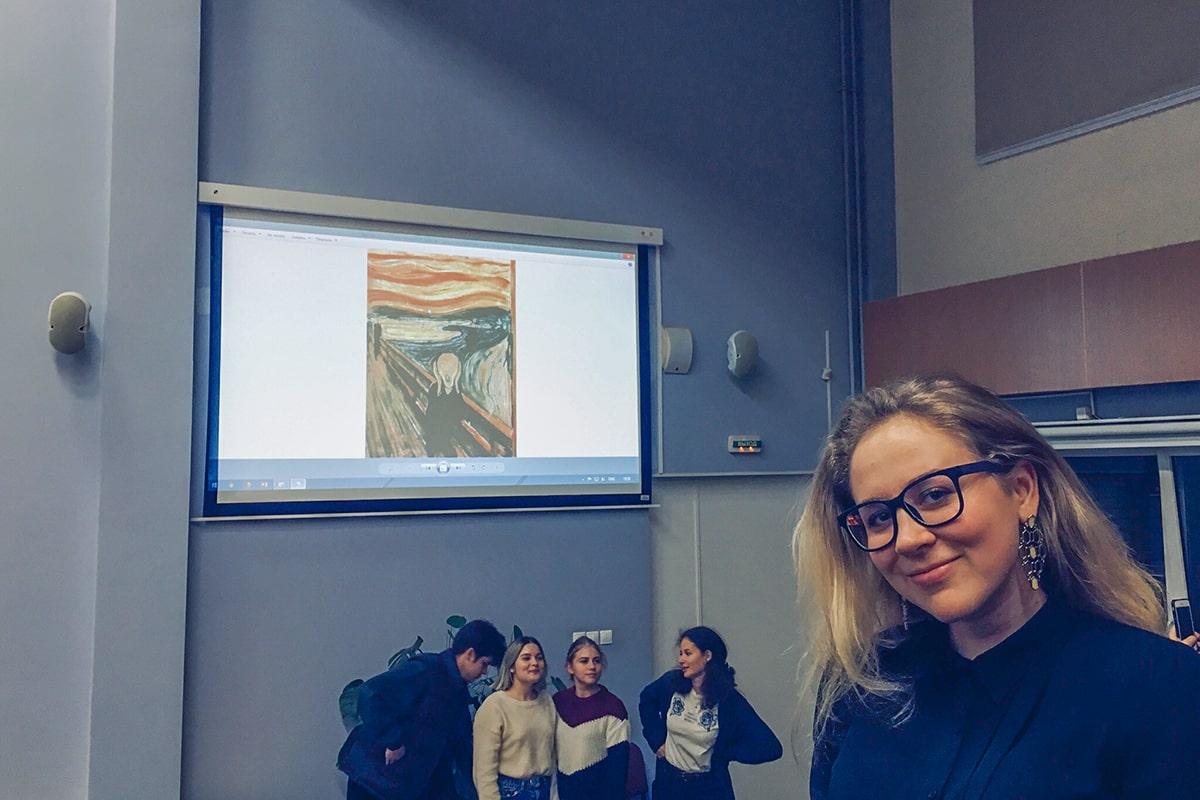 Лекция «Образ человека в искусстве модернизма»