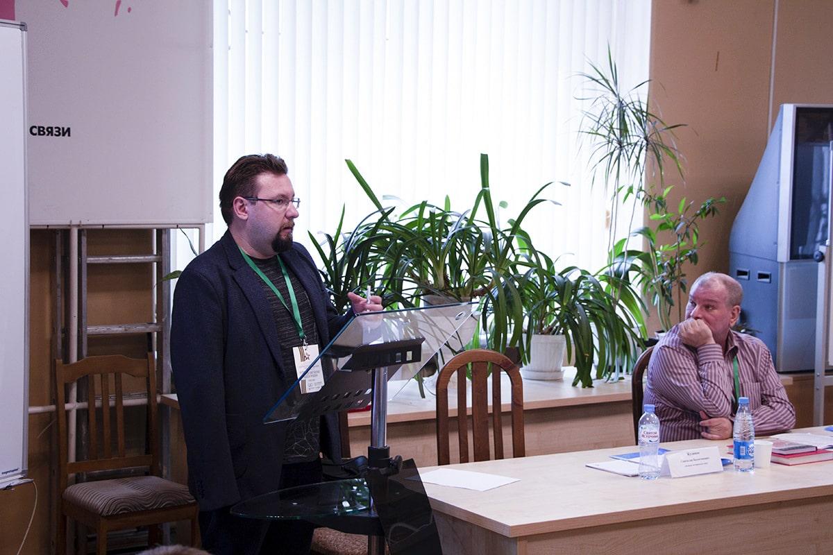 В Гуманитарном лектории Политеха участвует еще один белорусский историк