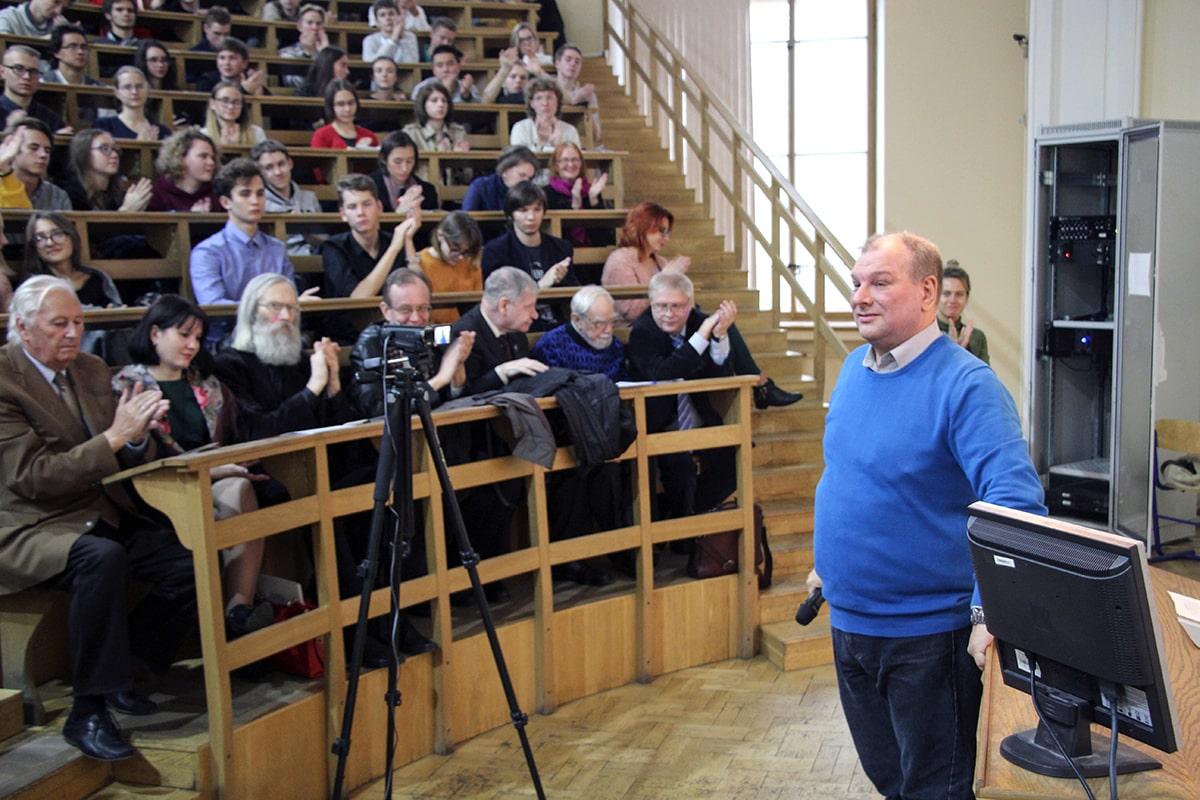 Борис Ковалев принял участие в документальном расследовании